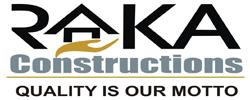 Raka Constructions logo